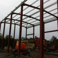 Community Hall Eglinton Steel 2